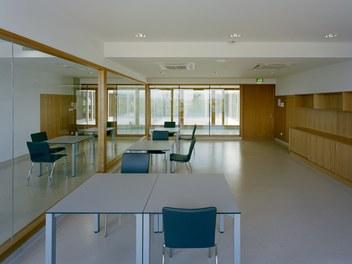 Donauklinikum Tulln - recreation room