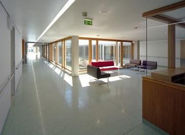 Donauklinikum Tulln - corridor