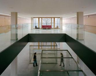 Donauklinikum Tulln - atrium