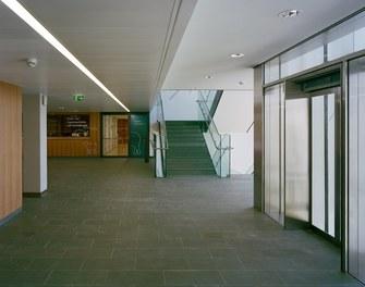 Donauklinikum Tulln - staircase