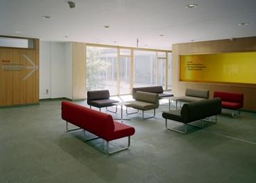 Donauklinikum Tulln - waiting area