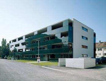 Revitalization Velag Area - east facade