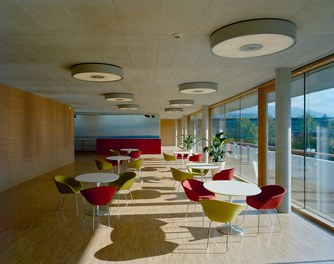 Social Center Weidach - meeting space and reception