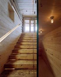 Seminar House Paulinarium - staircase