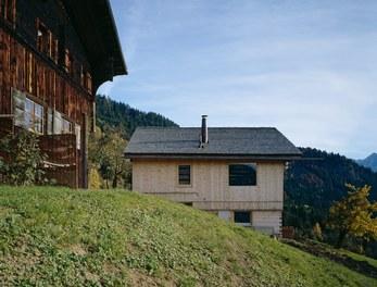 Seminar House Paulinarium - view from north