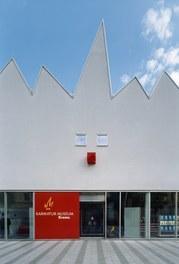 Karikaturmuseum Krems - entrance