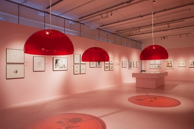 Karikaturmuseum Krems - exhibition