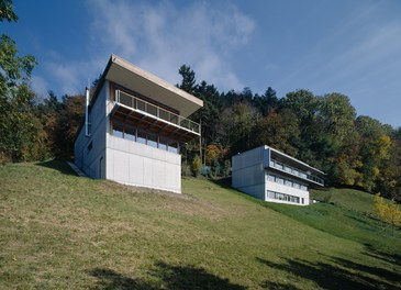 2 Residences - at the top of the hill