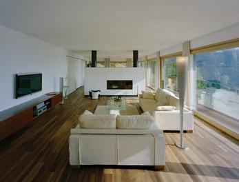2 Residences - living room