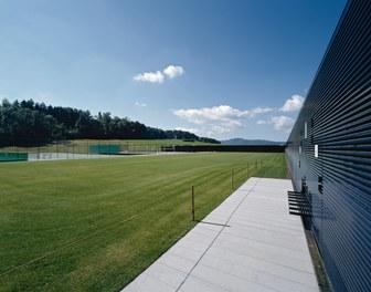 ETH Sport Center - outdoor facilities