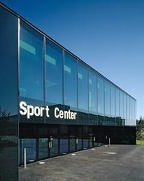 ETH Sport Center - entrance