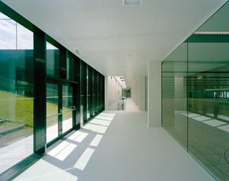ETH Sport Center - corridor