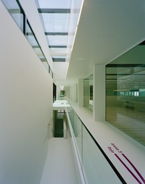 ETH Sport Center - staircase