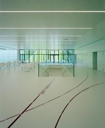 ETH Sport Center - foyer