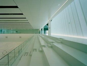 ETH Sport Center - stands