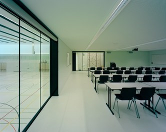 ETH Sport Center - instruction room