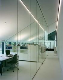 ETH Sport Center - offices