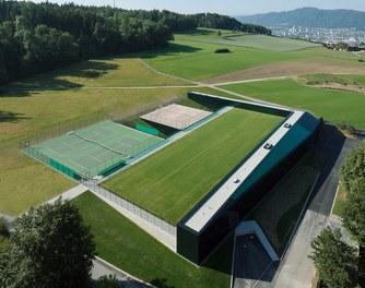 ETH Sport Center - general view