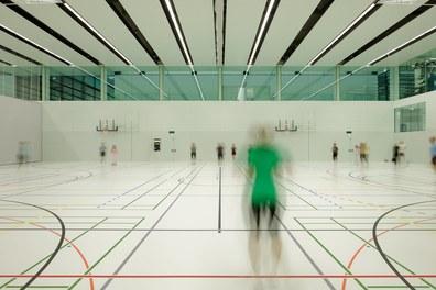 ETH Sport Center - training