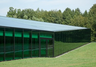 ETH Sport Center - detail of facade