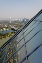 Millenium Tower - view from roof
