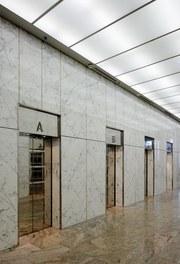 Millenium Tower - elevators