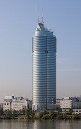 Millenium Tower - view from northeast