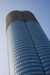 Millenium Tower - detail of facade