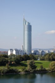 Millenium Tower - view from east