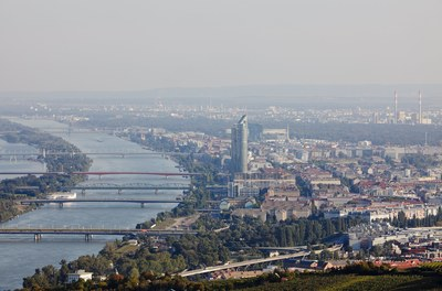 Millenium Tower - general view
