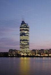 Millenium Tower - night shot