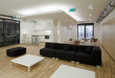 Student Hostel Kandlgasse - meeting space