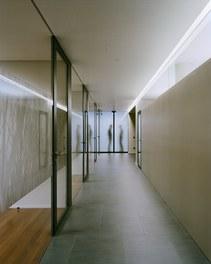 Raiba Nenzing - corridor