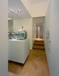 Dental practice Reistenhofer - corridor