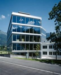 Headquarter Getzner - view from southwest