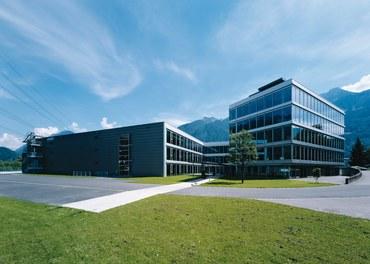 Headquarter Getzner - general view