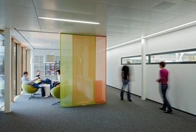 Headquarter Getzner - meeting space