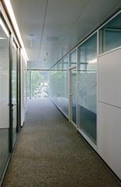 Headquarter Getzner - corridor
