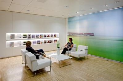Headquarter Getzner - lounge