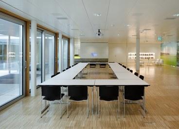 Headquarter Getzner - conference room