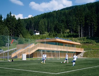 Sportcenter Sistrans - general view with training
