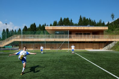 Sportcenter Sistrans - boys in action