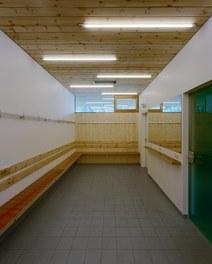 Sportcenter Sistrans - locker room