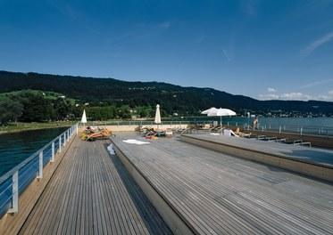 Bathhouse Kaiserstrand - sun deck