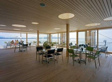Bathhouse Kaiserstrand - restaurant