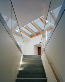 Parish Church Melk - staircase