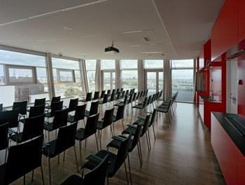 Anna Spiegel Forschungszentrum + CEMM - multi-purpose hall
