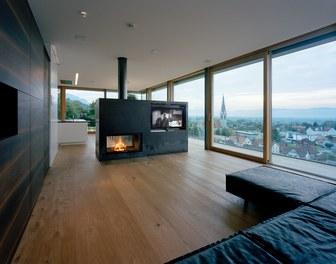 Residence F - living room