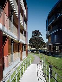 Housing Complex Sandgrubenweg Part2 - approach