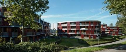Housing Complex Sandgrubenweg Part2 - general view